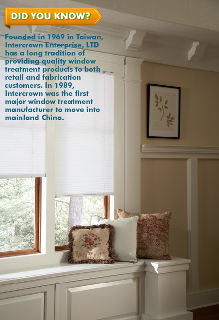 Blinds shades cordless blinds cordless shades 1 for Window treatment manufacturers