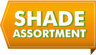Shade Assortment