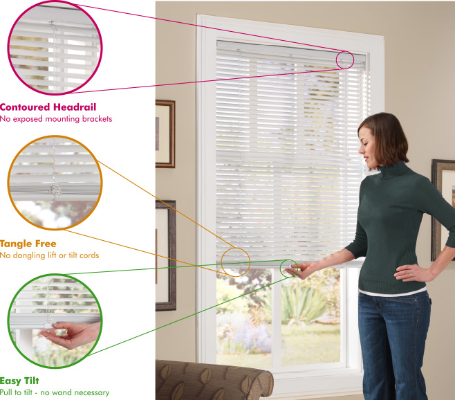 Cordless Window Treatments Cordless Blinds Cordless